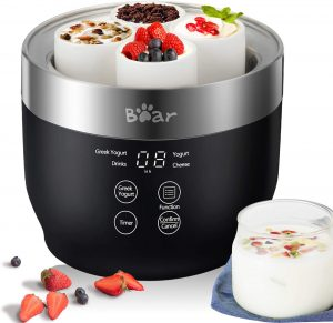 Greek Yogurt Maker Machine Bear