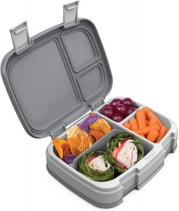 Bentgo 4-Compartment Bento-Style Lunch Box