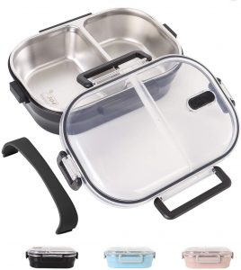 Lunch Bento Box Food Storage Container