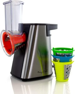 MegaChef 4 in 1 Stainless Steel Electric Maker