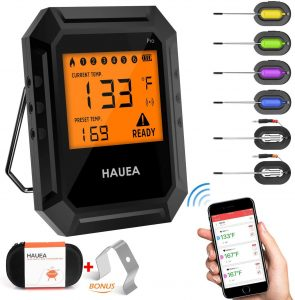 The Hauea Meat Wireless Thermometer