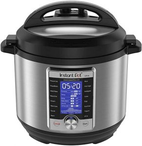 The Instant Pot Ultra 10-in-1 Multi-Cooker