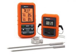Wireless Meat Thermometers Cover Feature Image