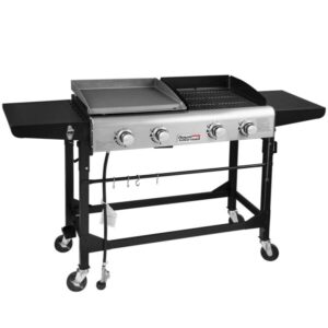 Royal-Gourmet-Portable-Propane-Gas-Grill-and-Griddle-Combo